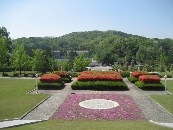한국표준과학연구원 잔디광장