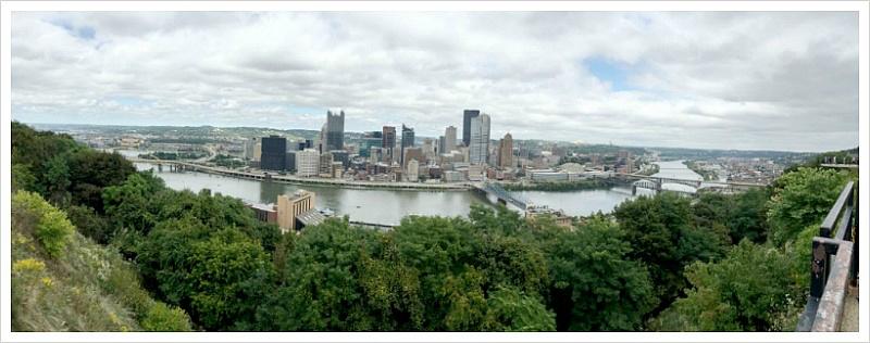 [2016 MLB TOUR] 세 개의 강이 모이는 골든 트라이 앵글의 도시, 피츠버그 (Golden Triangle's city to meet three river, Pittsburgh)