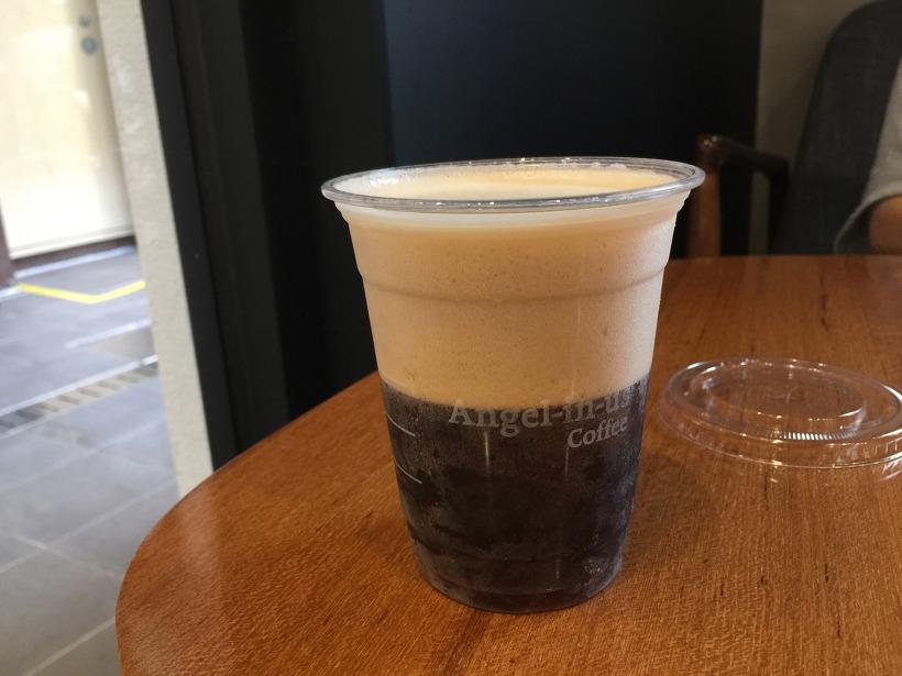 엔제리너스 커피 나이트로 콜드브루 싱글오리진 오리지널