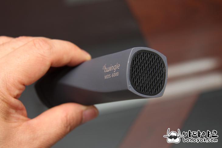 모두시스 트윙글 MDS-6000 보조 배터리 휴대용 스피커