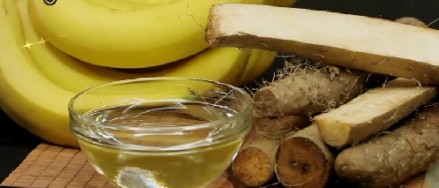마 바나나 해독주스