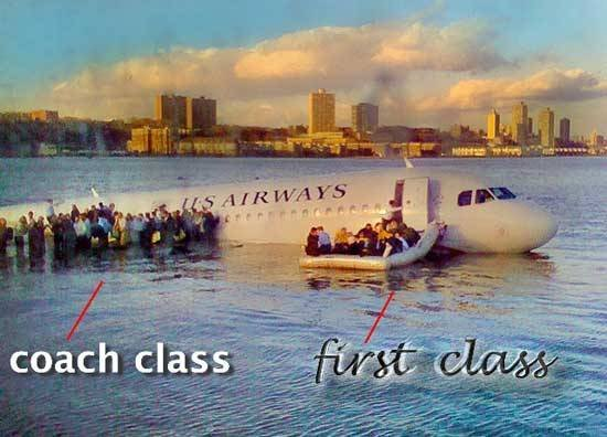 http://calacanis.com/2009/02/03/first-class-vs-coach/