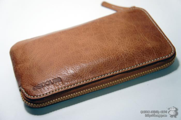 아이폰6, 플러스, 인케이스, incase, 레더집월렛, leather, zip, wallet, 구성, 재질, 여권지갑