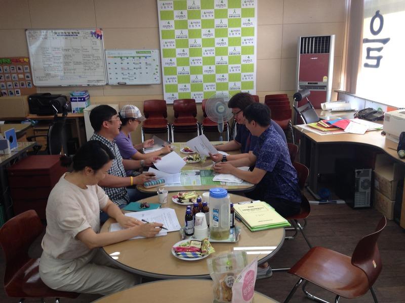 [교육홍보위원회] 7월 회의
