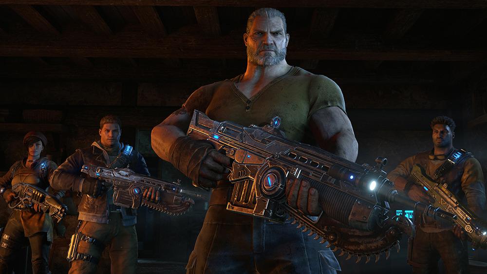 [BP/GAME] 엑스박스. '기어스오브 워 4(Gears of war 4)'