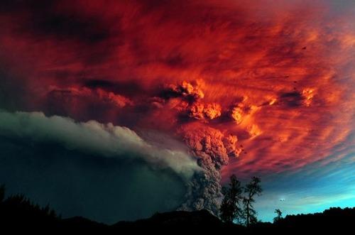 가장 최근에 일어난 화산폭팔 5가지