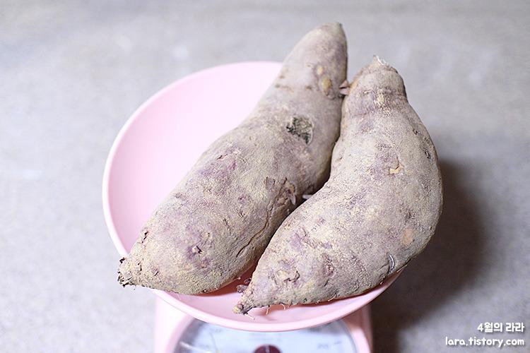 고구마요리_고구마칩_간식