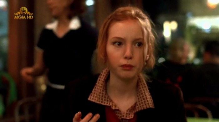 alicia witt, playing mona lisa