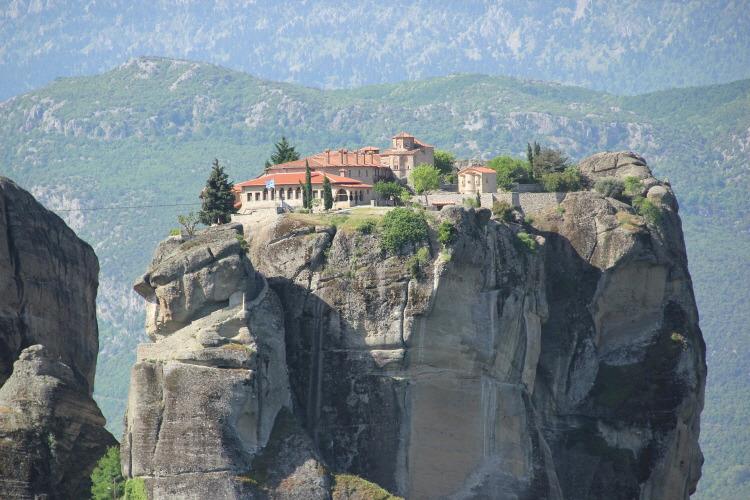 그리스 메테오라 수도원(Meteora Monasteries)