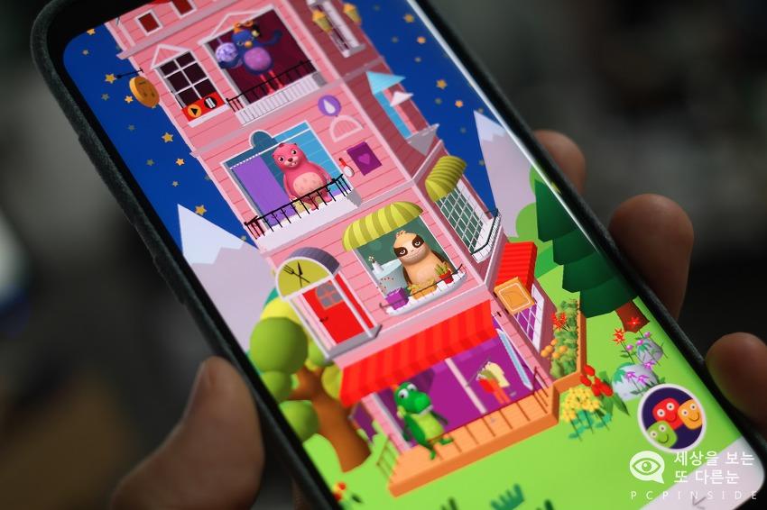 스마트폰을 아이를 위한 알찬 놀이터이자 배움터로 만들어주는 키즈모드