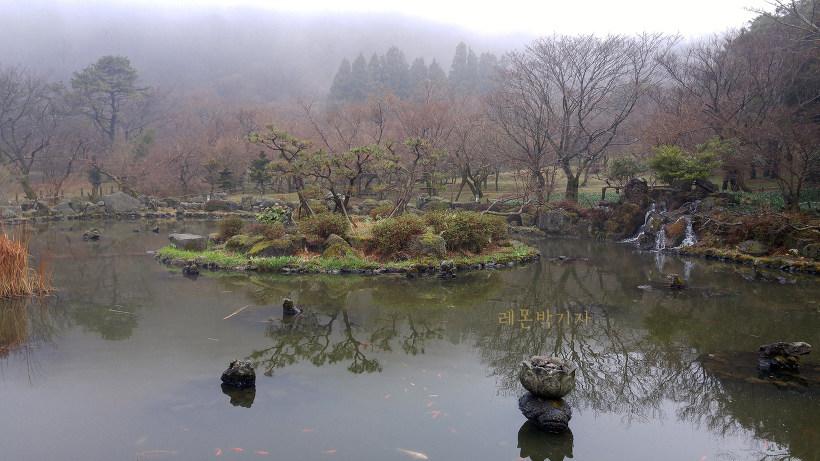 절물자연휴양림_연못1