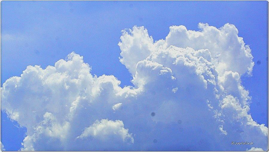 적운(積雲) (Cumulus, Cu)뭉게구름
