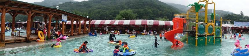 어린이수영장