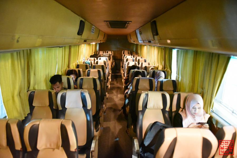 쿠알라룸푸르 시외버스