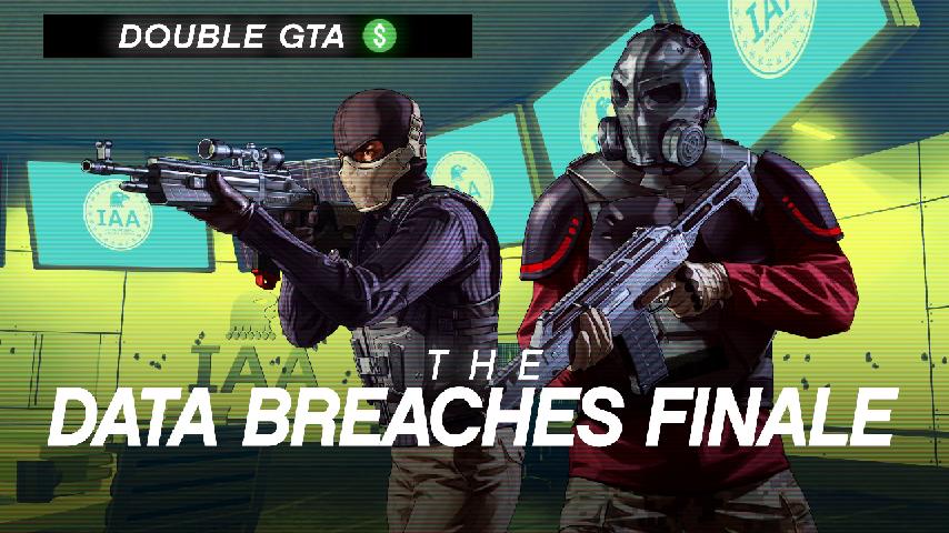 GTA 온라인의 일부 습격 & 연락책 임무에서 GTA 달러와 RP 두 배 그리고 일부 부동산, 전투 장비 파격 할인 등