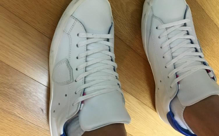 신발끈 정리 해결 - 슈클립 레인보우
