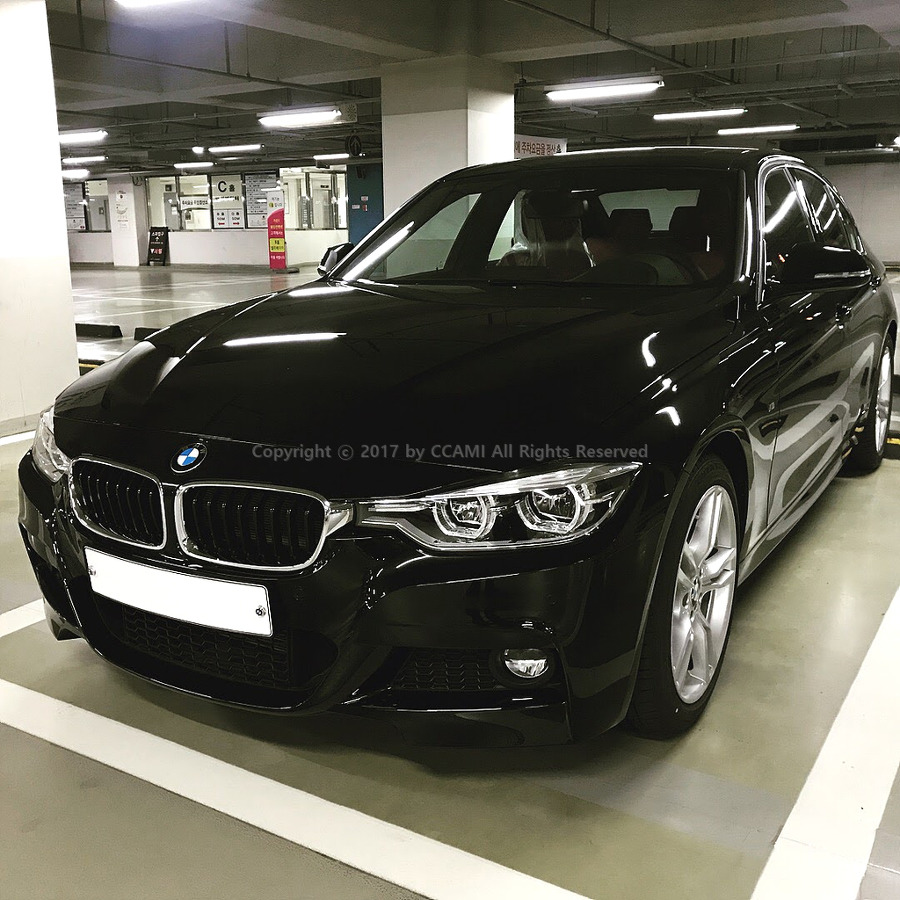 BMW, CCAMI, 330i, M Sport Package, BMW 330i, 3 series, BMW 3 series, F30, 330i M Sport Package, M package, 비엠, 엠팩, 엠패키지, 사파이어 블랙, 18인치, 틴팅, 레드시트, 다코다 레드시트, 3시리즈, 연비, 까미, 비머, 차, 자동차, 양카