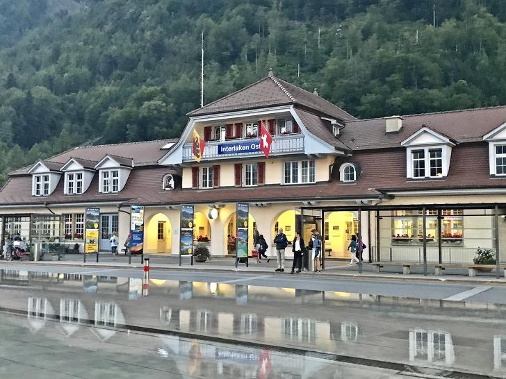 [융프라우여행] 융프라우 관광의 시작지《인터라켄(Interlaken)》