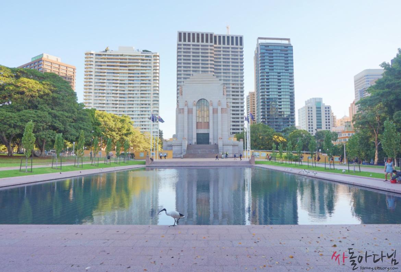 ANZAC 전쟁기념관
