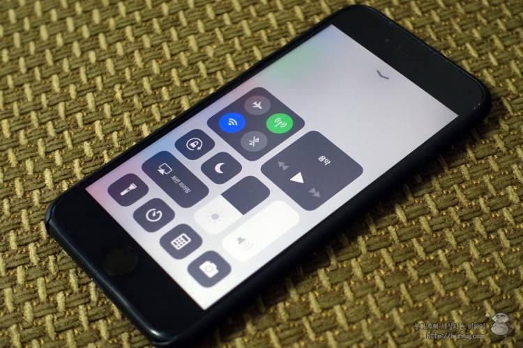ios11, 아이폰, 아이패드, 화면녹화, 화면기록, 설정법