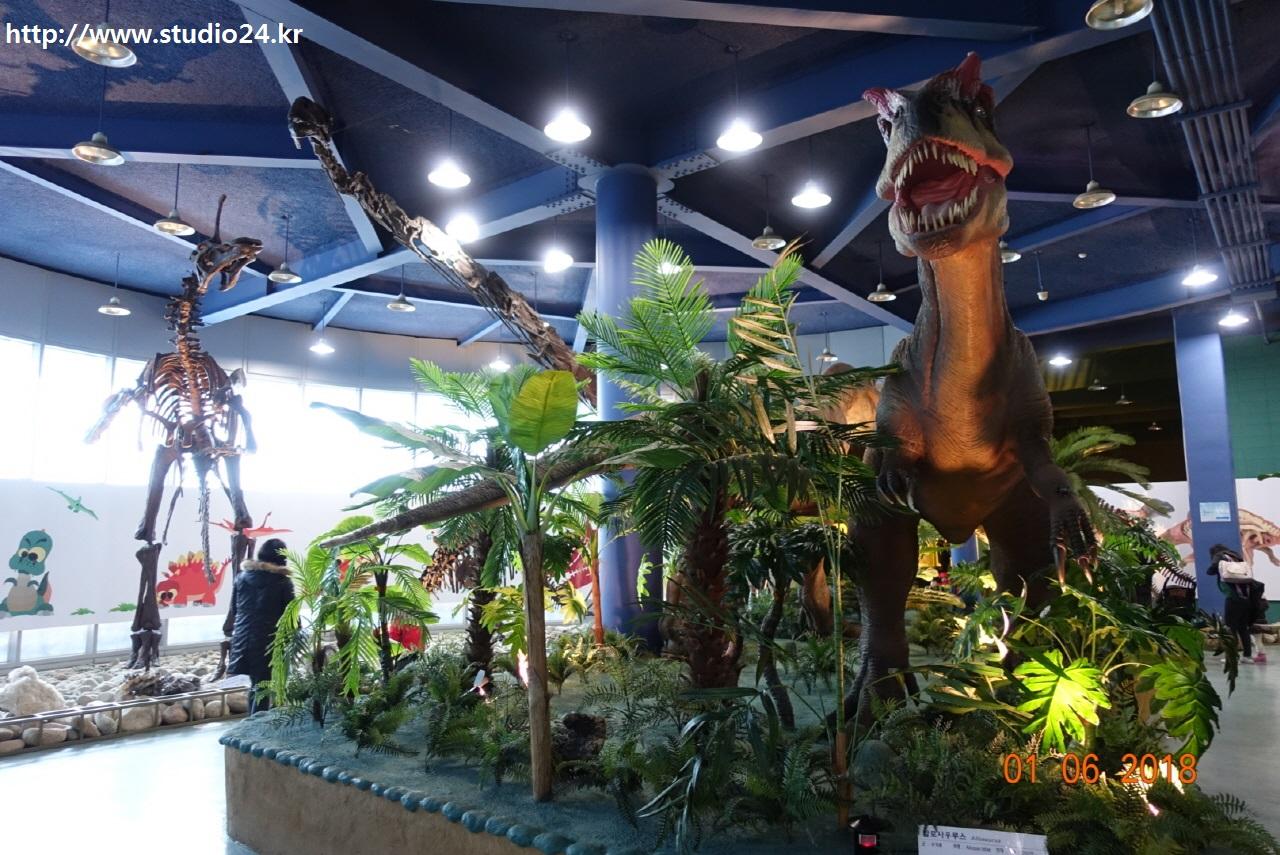 멋진 공룡들