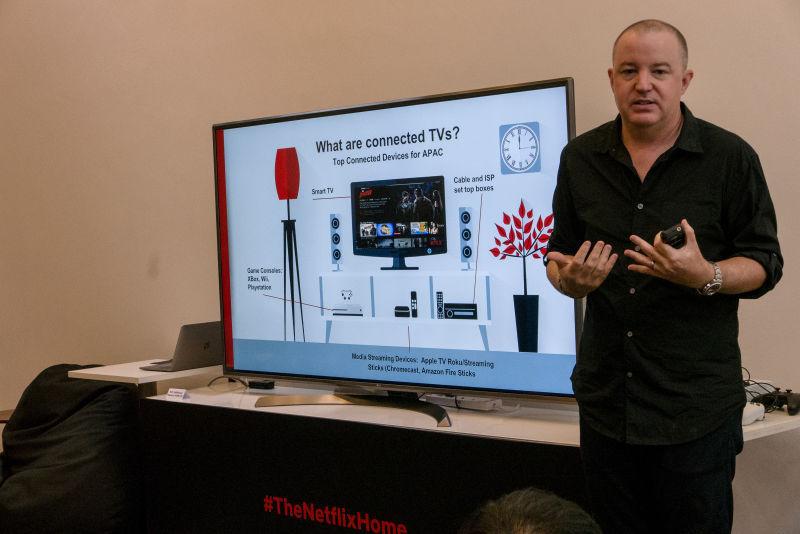 넷플릭스, 최상의 홈 엔터테인먼트 위해 TV UX 개선