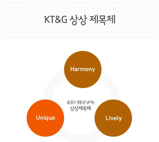 KT&G 상상체