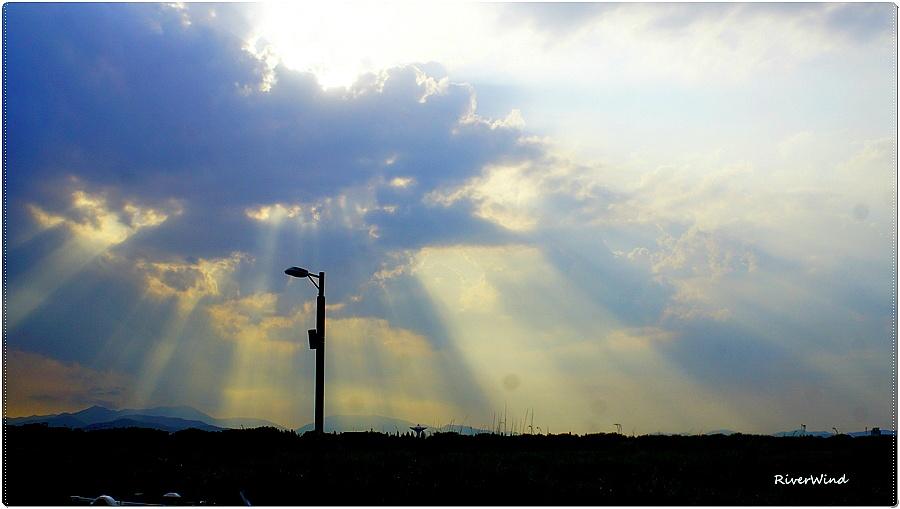 빛내림 사진