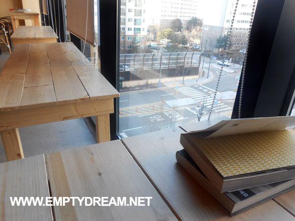 마이테라스 카페 - 원주 300평 카페의 위엄