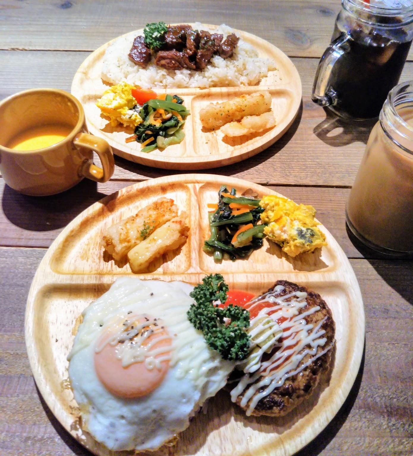 (Google 번역) 푸짐한 한 접시 점심. 잡화와 점심을 즐길 수 있습니다. 점심은 11 시부 터 16 시까 지입니다.  (원본) ボリュームたっぷりなワンプレートランチ。雑貨とランチが楽しめます。ランチは11時から16時までです。