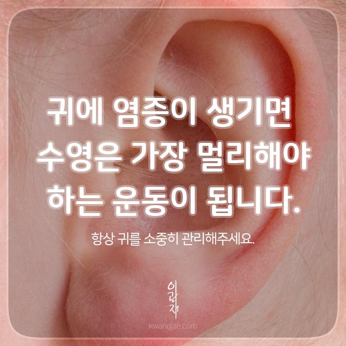 귀 외이염