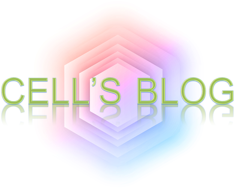 CELL'S BLOG