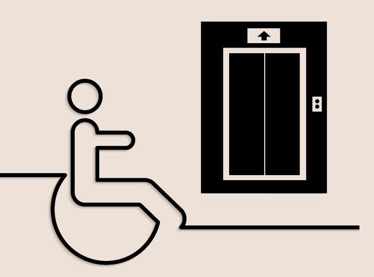 장애인에게 많이 발생하는 승강기 사고사례와 예방대책