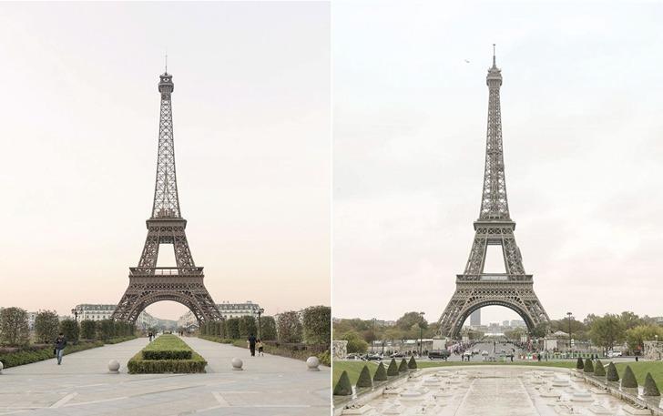 '가짜의 끝판왕' 프랑스 파리를 복제한 중국의 도시